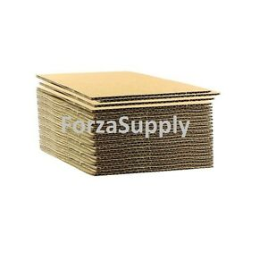 Corrugated Cardboard Pads Sheets Inserts For Shipping Scrapbook 23 Ect 1 8 More