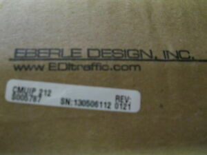Eberle Design Inc Cmuip 212 Controll Board New In Original Box And Packaging