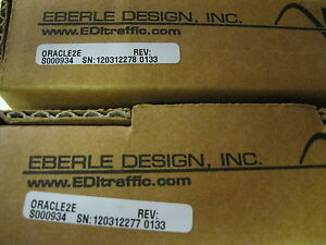 Eberle Design Inc Oracle 2e Control Board In Original Box And Packaging New