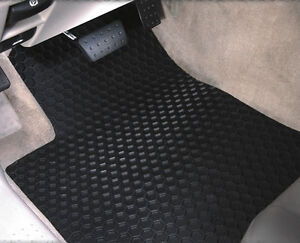 Intro Tech Hexomat Car Floor Mats Carpet Front Rear For Volkswagen 87 90 Fox