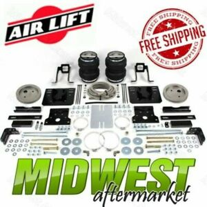 Air Lift Loadlifter 5000 Ultimate Plus For 2005 2010 Ford F250 F350 Superduty