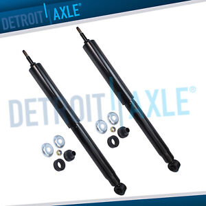 Dodge Ram 2500 3500 Shock Absorbers For Front Driver And Passenger Side 4wd