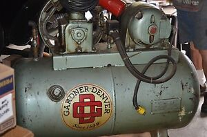 Gardner Denver Air Compressor Vertical Air Compressor