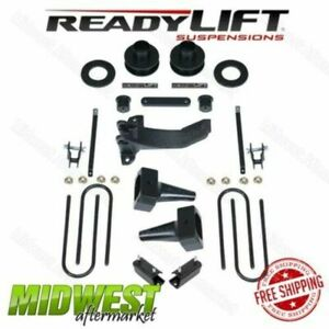 Readylift 3 5 Sst Lift Kit For 2pc Driveshaft Fits 2009 2013 Ford F 150