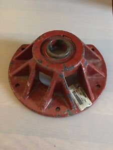Agco 700120234 Roller Assembly With Bearing For Case Ih 8480 Round Baler