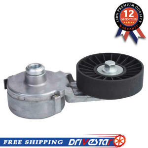 Oe Quality Brand New Belt Tensioner With Pulley For Chevy Gmc 4 3l 5 0l 5 7l V8