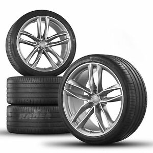 Audi Rs6 4g 21 Inch Summer Tires Summer Wheels Alloy Wheels Rims S Line