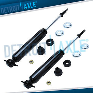 2wd Dodge Ram 2500 3500 Shock Absorbers Front Driver Passenger Side 8 Lug Only