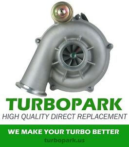 New Gtp38 Turbo International Truck Ford E series Powerstroke 471131 5008s