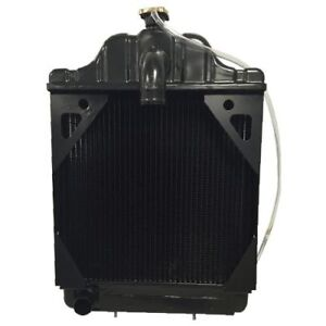 New Radiator For Case international Harvester A39345 A35583 530ck 580b 580ck