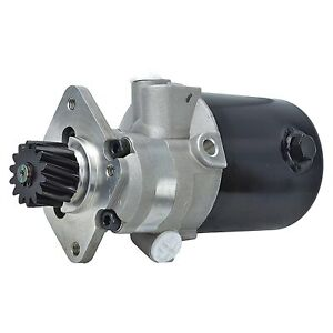 New Power Steering Pump For Massey Ferguson Tractor 175 255 265 275 382 50c