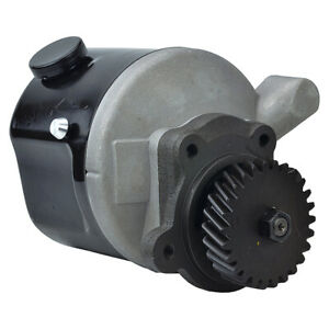 New Power Steering Pump For Ford New Holland Tractor 6610 6610s 6810 6810s 7010