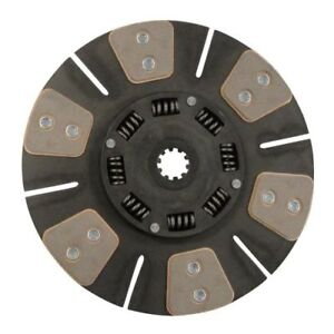 New Clutch Disc For Case International Tractor 574 674 With C200 Eng