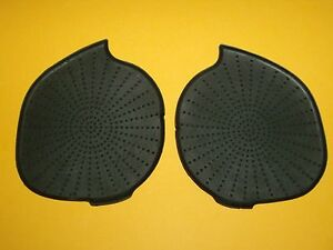 Oem 1998 2001 Dodge Ram Truck Fold Down Pull Out Cup Holder Rubber Inserts Pads