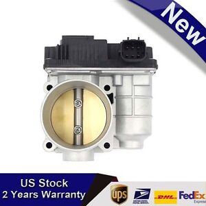 Throttle Body Kits With Sensor For Nissan Altima Sentra X trail 2 5l 2002 2006