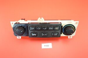B 30 98 00 Honda Accord Odyssey Heater Climate Control Switch