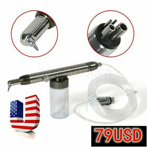 Usps Dental Air Abrasion System Polisher Microetcher Sandblasting Sandblaster