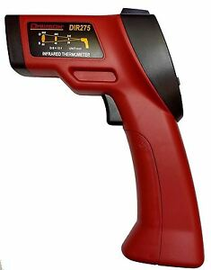Dawson Tools Dir275 Non contact Digital Infrared Thermometer