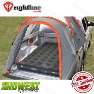 Rightline Gear Truck Tent And Air Mattress For 5 Short Bed Mid Size Trucks