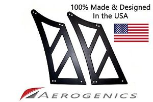 295mm Honda S2000 Ap1 Ap2 Civic Solid Stands For Voltex Wings Made In Usa