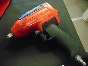 Snap on 3 8 Drive Impact Wrench Model Mg325 free Shipping with Cover