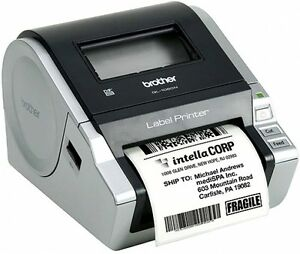 Brother Ql 1060n Network Thermal Label Printer