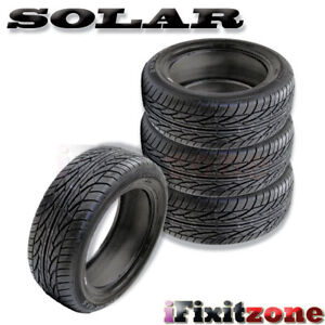 4 Solar 4xs By Sumitomo 205 55 16 91h Blk Sl All Season Performance Tires