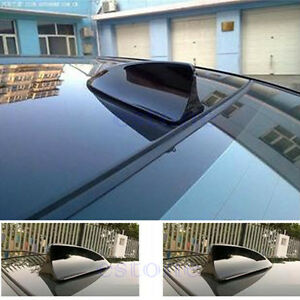 Shark Fin Dummy Bmw Style Antenna With Decoration Fake Light Fit Car Dummy Fake