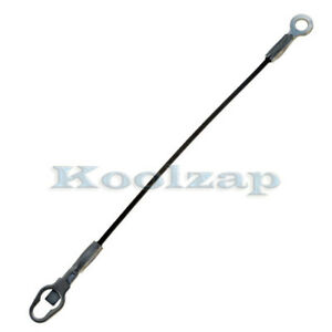 87 12 Dakota Pickup Truck 17 Tailgate Tail Gate Support Cable Left Right Side