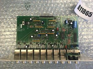 Ionwerks Tdcx4 High Speed Router Controller Pcb 3 5298