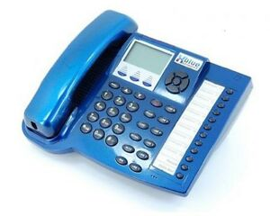 New Xblue 45pekt Telephone Blue Color New In Box