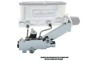 Chrome Proportioning Valve Kit Designed For Wilwood Master Cylinders Disc Disc