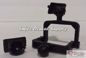Dental Lab Disposable Plastic Articulator 500 Sets Black 604 Us Seller