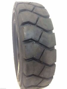 Two New 7 00 12 Forklift Tire With Tubes Flap Grip Plus Heavy Duty 700 12