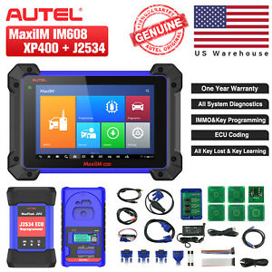Autel Md802 Obd2 Automotive Diagnostic Code Reader Scan Tool Epb Abs Srs Airbag