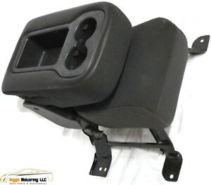 2007 2014 Chevy Silverado Sierre Tahoe Suburban Center Console Jump Seat