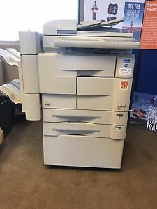 Used Bishub 7222 Copier scanner
