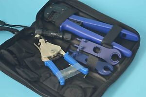 A 2546 Value Solar Mc4 Crimping Pliers Tools Kits With Mc4 Connector spanner