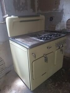Vintage Chambers 90c Gas Stove Non Restored