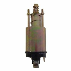 Solenoid For Massey Ferguson Tractor 2640 2675 Others 3473296m91