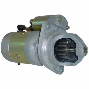 Starter For Ford New Holland L553 Skid Steer Others 9800888