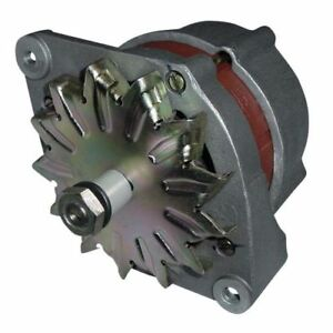 New Alternator For Case International 580 Super K Backhoe Loader