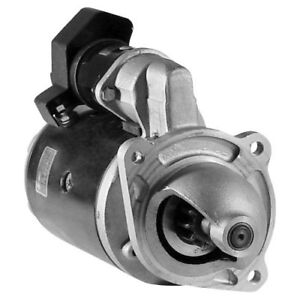 New Starter For Ford New Holland Diesel Tractor 2000 3000 4000 5000 6000