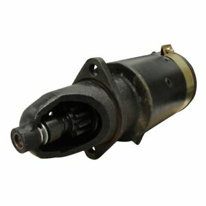 Starter w Stud Terminal For Case International H M Others 104219a2r