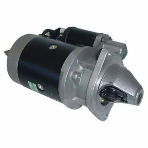 New Starter For Mahindra Tractor 3325 4025 4035 4525 5500 5530 6500 6530
