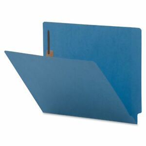 Sparco End Tab File Folders With Fasteners Sprsp17242