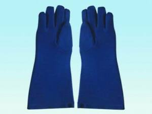 New Type X ray Protection Protective Glove 0 35mmpb Blue Fa13 Middle Sanyi Vep