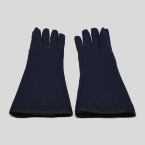 New Type X ray Protection Protective Gloves Sanyi 0 5mmpb Blue Fa13 Middle Vep