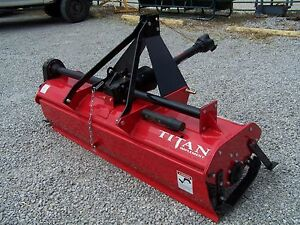 New Titan Implement Geardrive 5 Ft Roto Tiller We Ship Cheap Email For Quote
