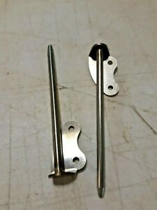Sun Visor Brackets Fits Willys Jeepster 48 51